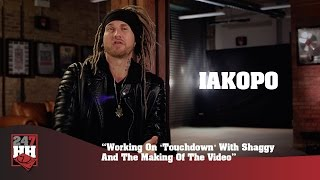 "Iakopo - Working On ""Touchdown"" With Shaggy And The Making Of The Video (247HH Exclusive)"