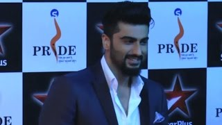 Arjun Kapoor At Pride Galantry Awards 2015