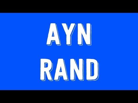 Ayn Rand's Objectivism | Philosophy Tube
