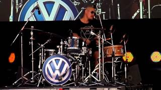 Jackies Barnes Drum Solo - The Lachy Doley Group - Live at Blues On Broadbeach