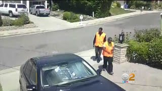 3 Men Wanted For Brazen Home-Invasion Robber In Calabasas