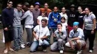Camping grupo Conexion Verano 2005