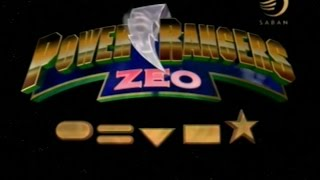 Power Rangers Zeo (Season 4) - Opening Theme