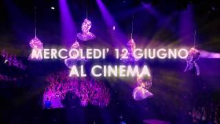 Nexo Digital presenta ROBBIE WILLIAMS live al cinema