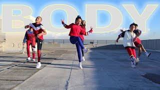 Body by Loud Luxury ft. Brando | LEXI SOLEIL CHOREOGRAPHY