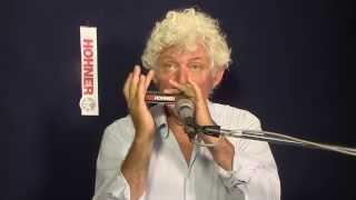 """The BEST """"Absolute Beginners Course for Jazz Harmonica"""""""