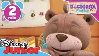 Doctorița Plușica – Teddy B. Doar la Disney Junior!
