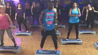 ZAHO feat MHD Zumba® Step choreo