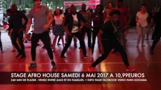 STAGES DE KIZOMBA - AFRO-HOUSE - SEMBA - URBANKIZ A PARIS - REGION PARISIENNE