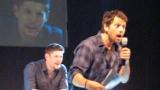 JIB4 - Jensen & Misha's resume battle
