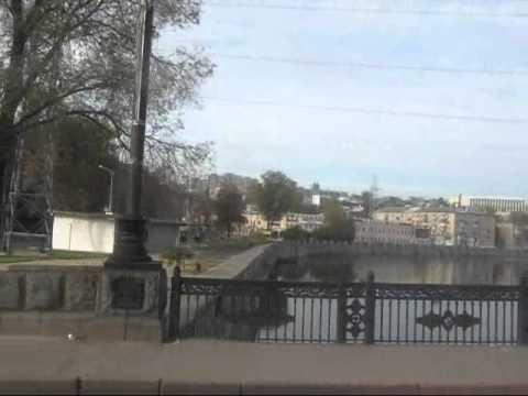 Поездка в моём любимом трамвае (tatra t6b5) Часть – 6