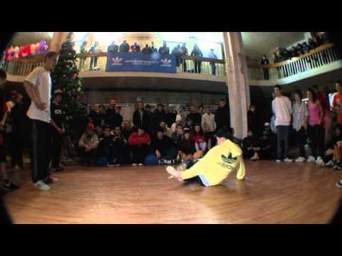 Unity Jam footwork battles