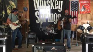 Running Red Lights by The Cadillac Three cover by Whiskey Springs