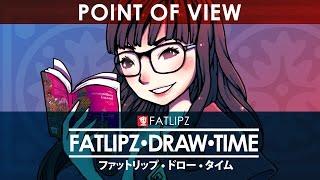 Fatlipz Draw Time -  วาด Point of View ใส่ชุดไทย