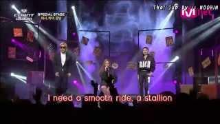 [Thai sub] Jessica x Cheetaa - My Type ft.Kangnam Live