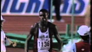 Mike Powell - World Long Jump Record 1991 width=