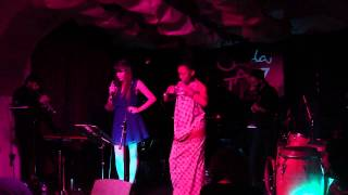 """Tributo a Nina Simone """"my baby just cares for me""""com Luisa Sobral"""