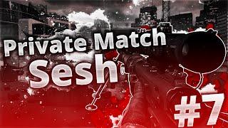 Saw Steps: Private Match Sesh! - #7