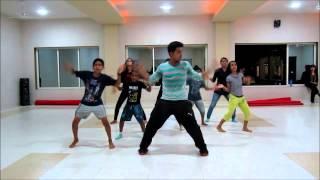 "HR's dance school ""Gandi Baat "" freestyle bollywood dancing!!!"