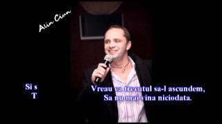 Alin Ciun - Spune-mi DA (Foto Video cu versuri)