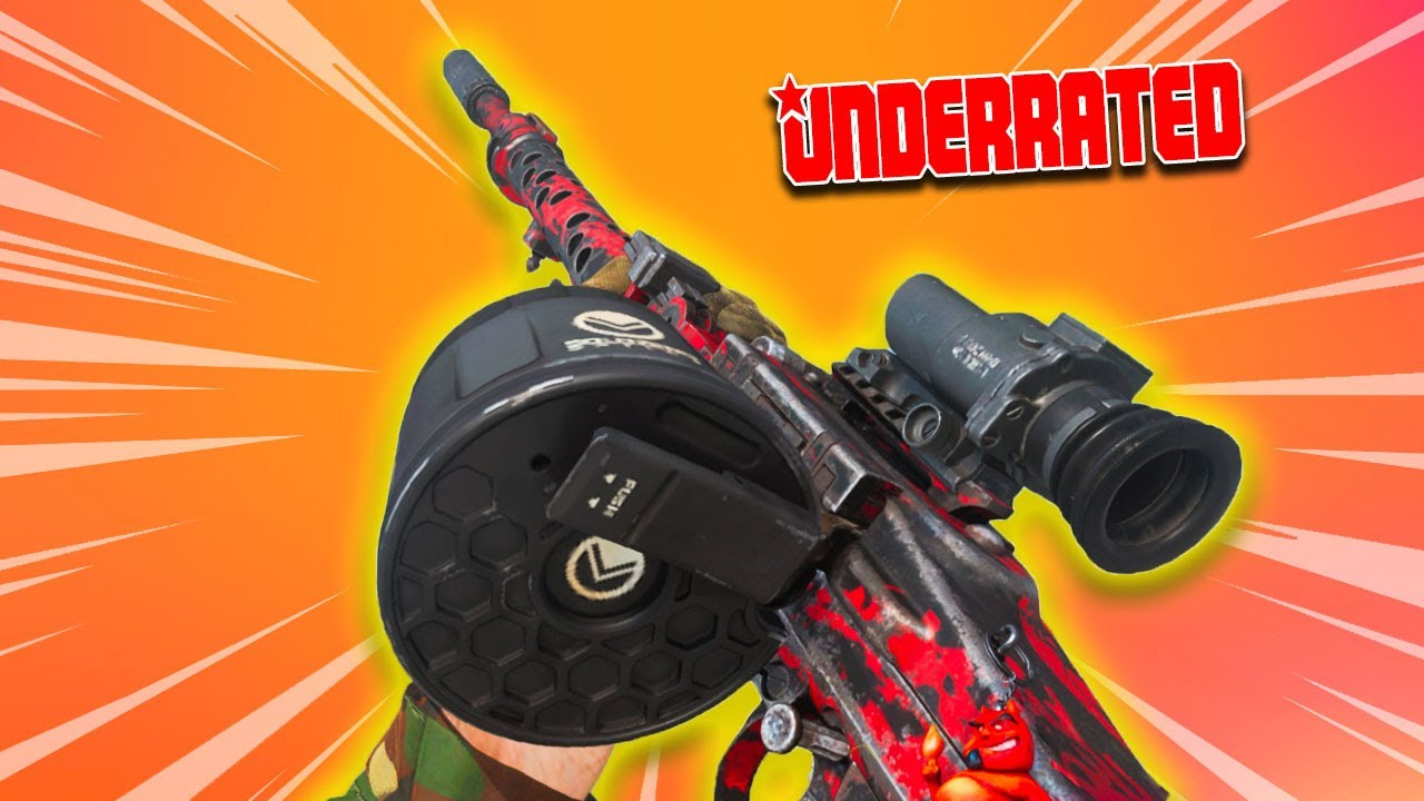 SuperGG03 - SUPER OP UNDERRATED LOADOUT FOR COD WARZONE!