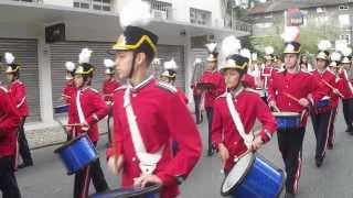 FAJOMA 2013 - Desfile 7 De Setembro - Eu te amo meu Brasil