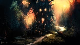 Fantasy Music - Haunted Trees