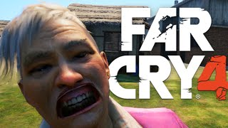 Far Cry 4 - 50 Maneiras de Matar o Pagan Min