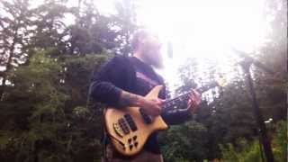 Aaron Gibson: Sunshine - Solo Bass Matisyahu Cover