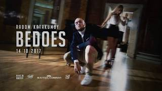 Bedoes - Gustaw [+Stage Diving] (Koncert Radom Katakumby 14.10.2017)