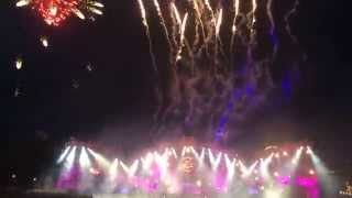 Tomorrowland 2014 - Alesso Live - Heroes