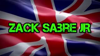 Zack Sabre Jr Entrance Video (custom)