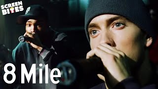 8 Mile - Eminem (Rabbit) rap battle Lil' Tic OFFICIAL HD VIDEO