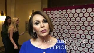 """People en Español """"Poderosas LIVE"""" - María Elena Salinas habla sobre la mujer poderosa"""