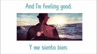 Nina Simone - Feeling good [Letra en español e inglés] [lyrics]