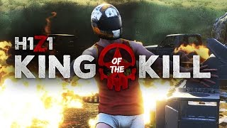 H1Z1: KING OF THE KILL #002 - TODESANGST   Let's Play King of the Kill