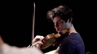 Quatuor Arod record Mendelssohn String Quartet Op.13 in A Minor - finale (Part 2 of 2)