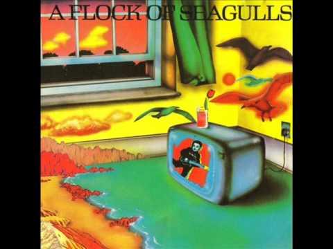 You Can Run de Flock Of Seagulls Letra y Video