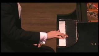 "Kapelis plays Hadjidakis ""Conversation with S. Prokofieff"" (For a Little White Seashell, Op. 1)"