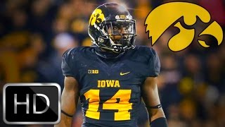 Desmond King || Most Lock down Defensive Back in the Country || Official Iowa Highlights