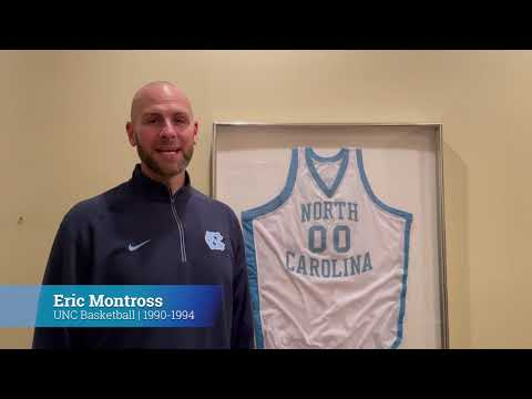 Eric Montross played men's basketball at UNC from 1990 until 1994. He talks about the UNC-Duke rivalry and The Daily Tar Heel's fundraising challenge with the Duke Chronicle. Donate to the DTH at www.dailytarheel.com/rivalrychallenge.