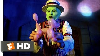 The Mask (1994) - Balloon Animals Scene (2/5) | Movieclips