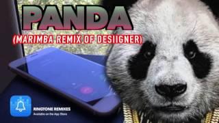 Desiigner - Panda (Marimba Ringtone Remix) DOWNLOAD LINK IN DESCRIPTION