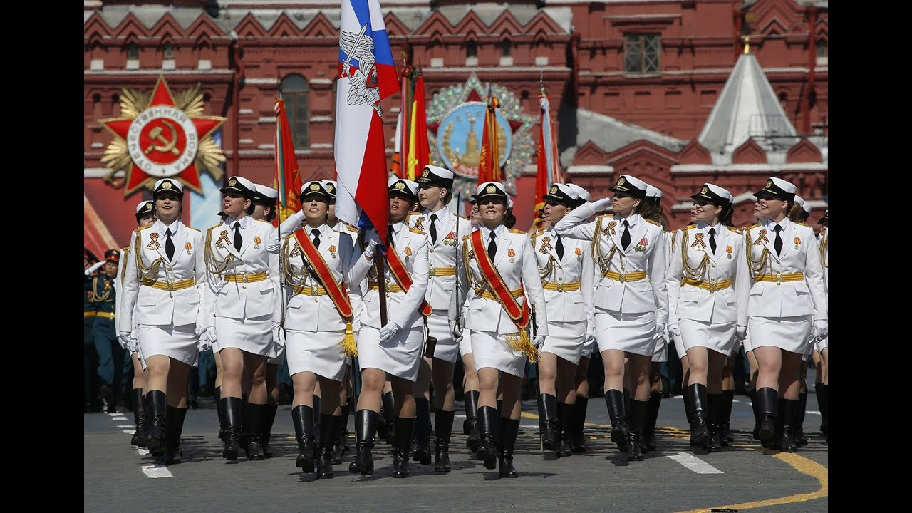 Russian Victory Day Parade Moscow