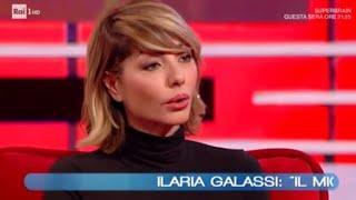"""Ilaria Galassi a Vieni da me/ """"Mi sentivo una star con Non è la rai. L'aneurisma ha cambiato tutto"""""""
