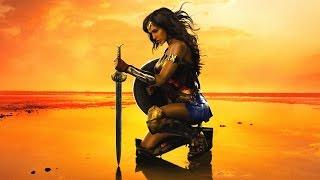 Wonder Woman © soundtrack music composed by Jesús Martín