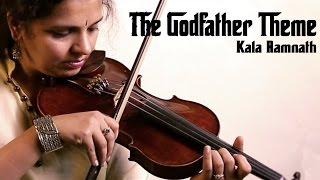 Kala Ramnath - The Godfather Theme [Cover]