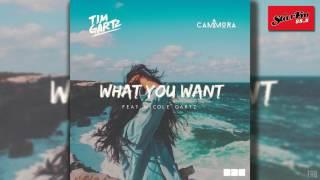 Tim Gartz & Cammora Ft. Nicole Gartz - What You Want (Radio Edit)