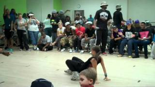 Jade Chynoweth dance battle