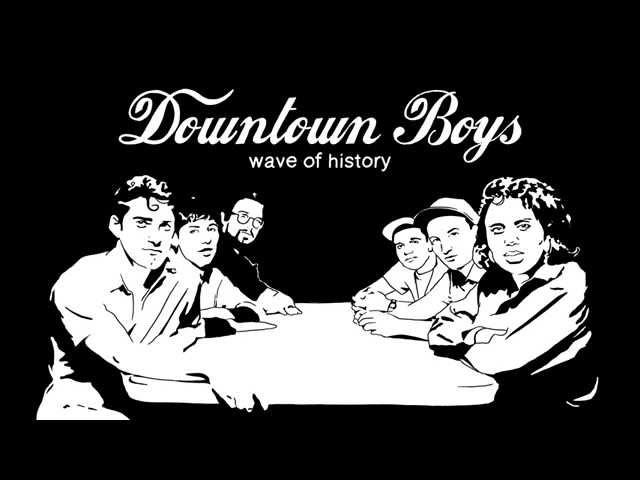 """Videoclip oficial de la canción """"Wave of History"""" de Downtown Boys."""